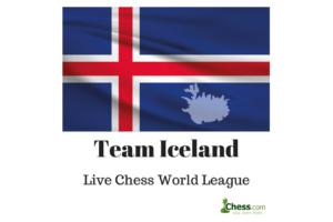 Team Iceland gegn Argentínu - Leifturskák og hraðskák @ Chess.com