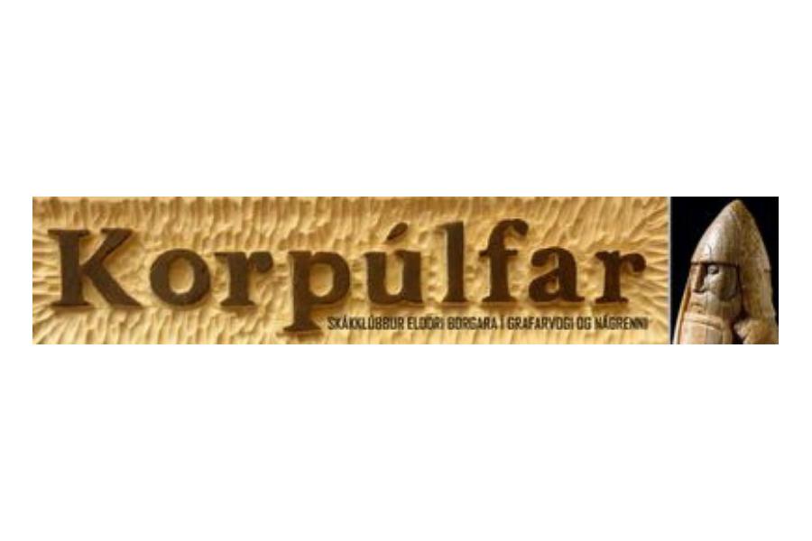 KORPÚLFAR -  Öldungamót  kl. 12.30 @ BORGIR Félagsmiðstöð | Reykjavík | Ísland