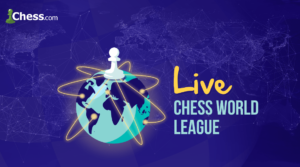 LCWL: Ísland gegn Rússlandi @ chess.com